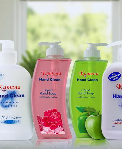 Kamena Hand Clean