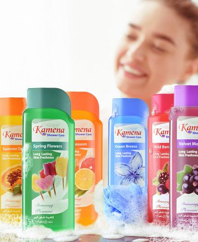 Kamena Shower Care